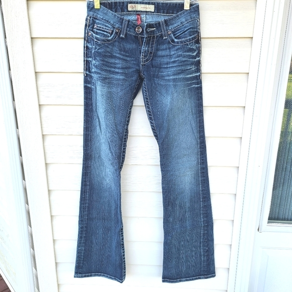 👖Vintage 👖 BKE Buckle Jeans 26x35 1/2 long